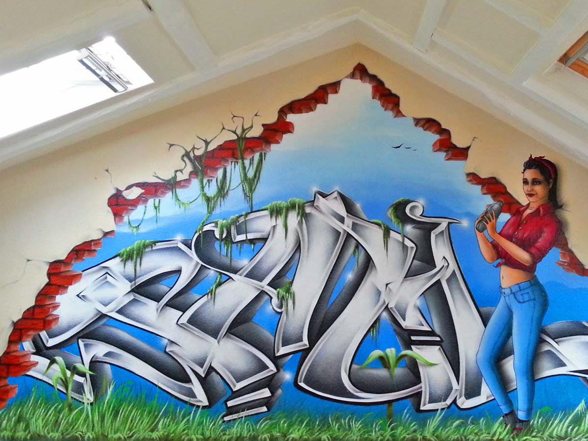 Graffiti-Gestaltung44